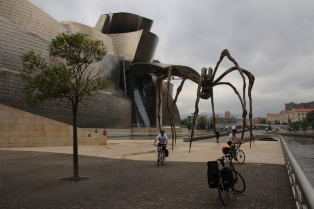 One Week Basque Cycling Itinerary