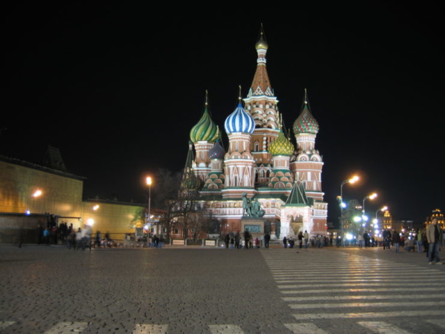 10 Day Russia Itinerary