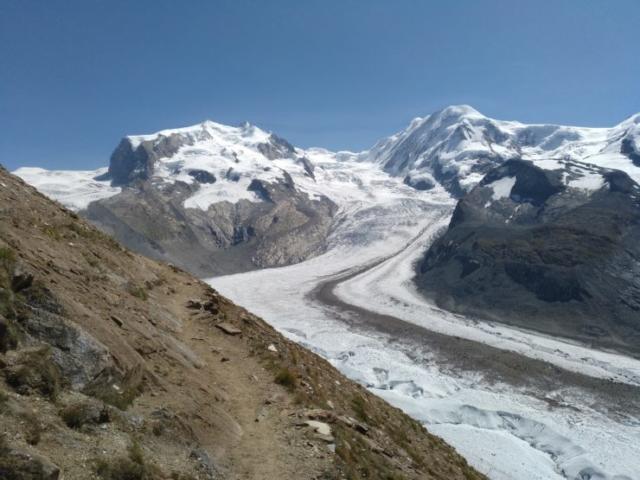 One Week South Switzerland Itinerary