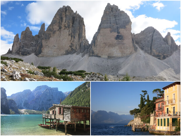 South Tyrol Itinerary
