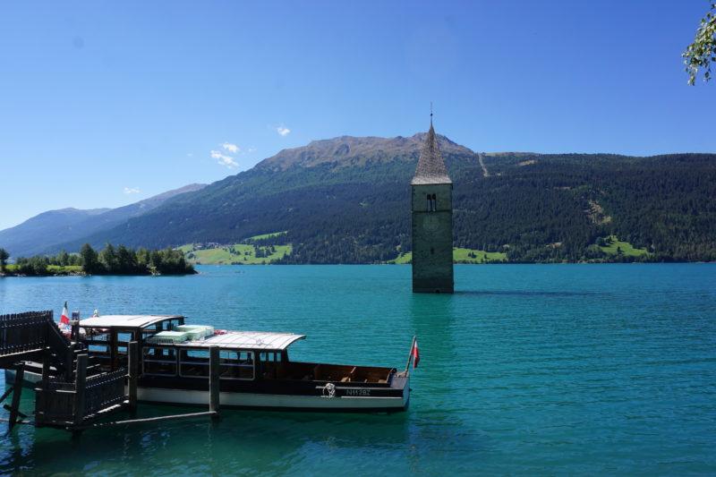 One Week Vinschgau Itinerary