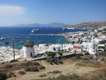 14 Day Greek Island Hopping Itinerary