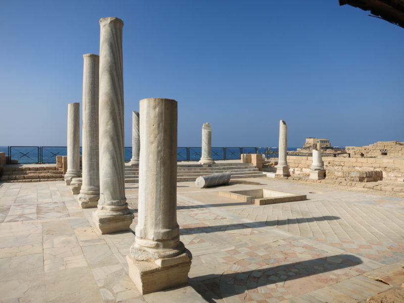 One Week in Israel Itinerary