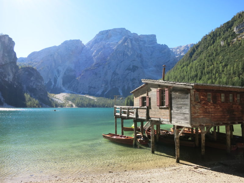 One Week South Tyrol & Dolomites Itinerary