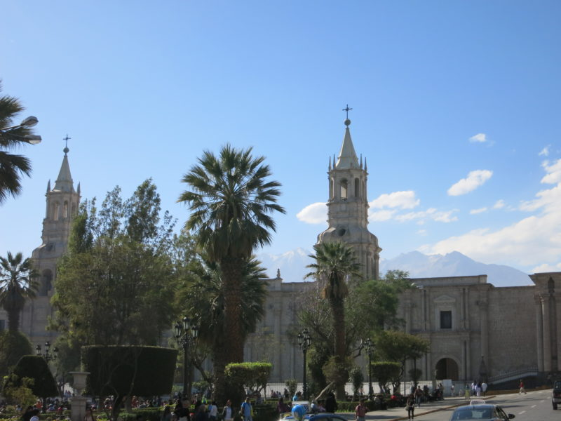 Arequipa and the Colca Canyon